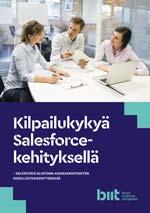 Kilpailukykyä Salesforce-kehityksellä